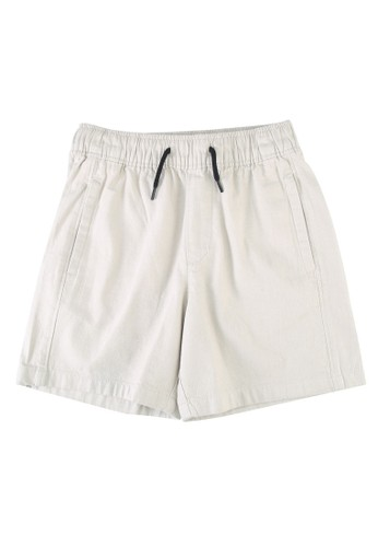 Abercrombie & Fitch beige Summer Preppy Pull On Shorts F13A2KA89D16EFGS_1