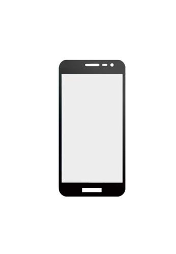 MobileHub black Samsung J2 Core Full Screen Tempered Glass 5D Screen Protector 9A294ACA2A8AFFGS_1