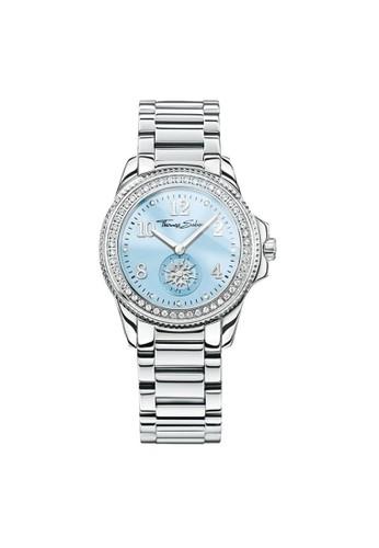 Thomas Sabo silver Womens Watch Glam Chic 55951AC73C571BGS_1