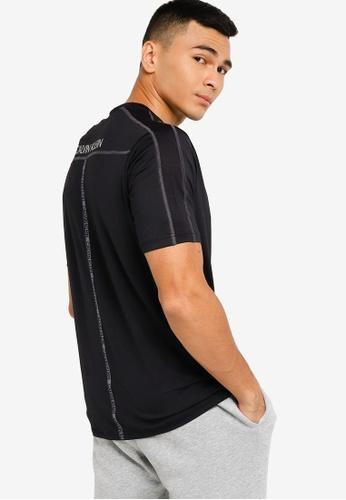 Calvin Klein black Active Icon Workout Tee - CK Performance 2A2CAAA3330968GS_1