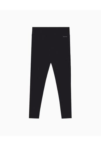 Calvin Klein black Calvin Klein Warmwear Newness Sleep Pants A8413AA939FC52GS_1
