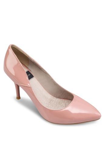 Elisabeth 尖頭zalora 折扣碼高跟鞋, 女鞋, 鞋