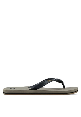 Billabong multi All Day Flip Flops 43E48SH1CB9A62GS_1