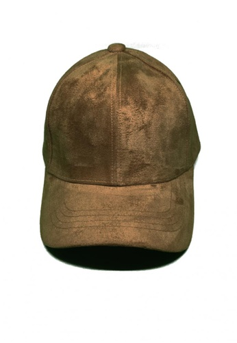 M-Wanted brown M. Seoul Refresh by ME Series Baseball Cap MW173AC65DZYSG_1