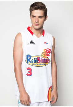 ACCEL PBA Rain or Shine Jersey Lee 3 - Home