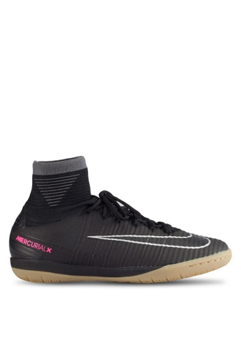 Nike black Men's Nike MercurialX Proximo II (IC) Indoor-Competition Football Boots NI126SH55MSIMY_1