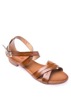 Cayla Flat Sandals