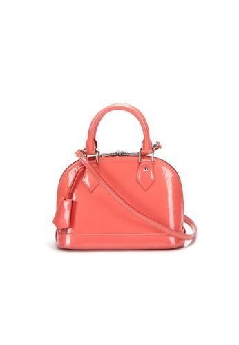 LOUIS VUITTON pink Pre-Loved louis vuitton Louis Vuitton Alma Bb in Pink 1C583AC9387833GS_1