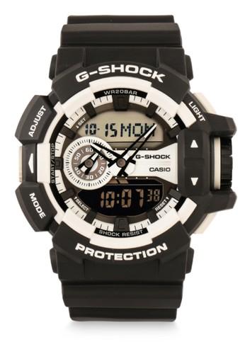 G-shock black Men Analog Watches Ga-400-1Adr 18ADBAC7845EBFGS_1