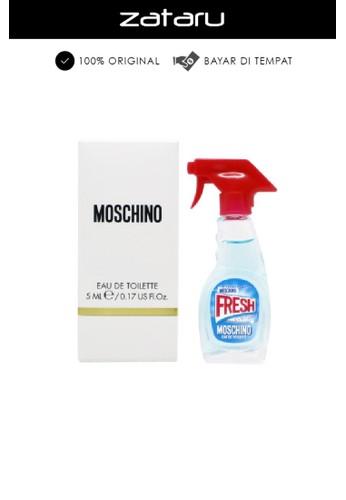 MOSCHINO Moschino Fresh Couture (Miniatur) - 5 ML (Parfum Wanita) 4BFEEBEE53ACF4GS_1