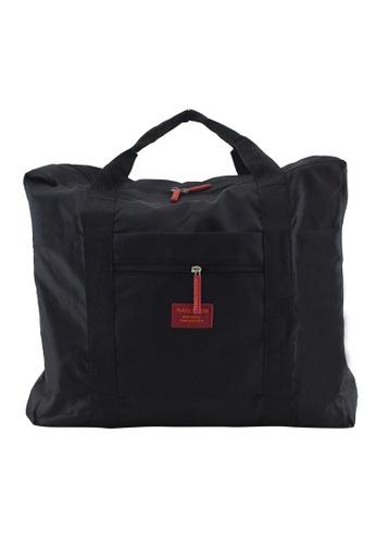 Travel Manila black Travel Season Bag TR905AC86WNPPH_1