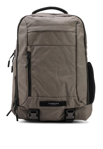 TimBuk2 brown The Authority Pack Backpack A12EAAC9475795GS_1