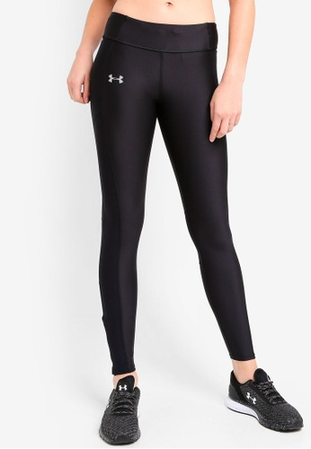 Under Armour black Speed Stride Tights E8935AAFD591D9GS_1