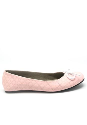 Ballerina Flats pink Emma Pink BA617SH13KRIID_1