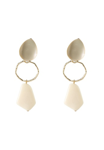 niko and ... grey Resin Earrings 4BC04AC94F31C8GS_1