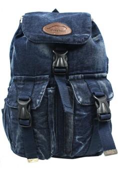 Urban Hikers Bailey Rhino Denim Backpack