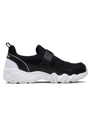 Skechers black Dlites Zstrap 453B4SH789081BGS_1