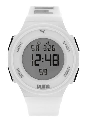 PUMA white Puma 7 Watch P6033 A6ED4AC243D66FGS_1