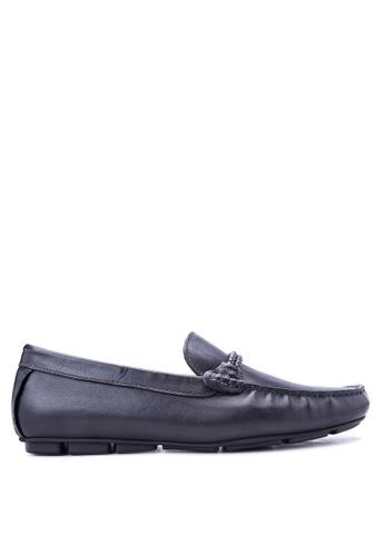 ALDO black Fildes Loafers AL087SH63ZYUPH_1