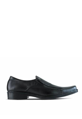 Sogno black Sepatu Pantofel Pria GF.5202 03E29SH99D828CGS_1