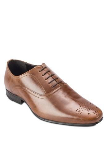 Breeze 雕花牛津鞋, esprit 兼職鞋, 鞋