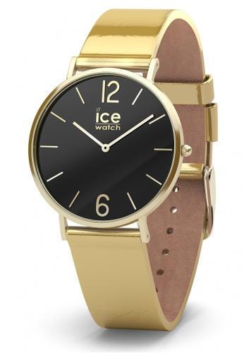 3ff1698e3c57a9 Ice-Watch gold Ice-Watch CITY sparkling Metal - Gold (Small)  0563DACC1D201CGS 1