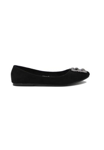 My Ballerine black My Ballerine-Elegant comfort ballerina  (Black) MY363SH34IVPMY_1