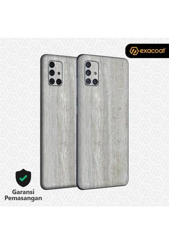 Exacoat Galaxy M51 Skins Stone Series - Concrerte A663BES990284CGS_1