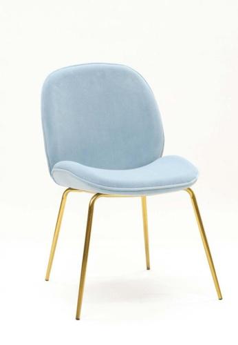 Choice Furniture blue Choice Furniture - Lucy Dining Chair FF54BHL0ABDD51GS_1