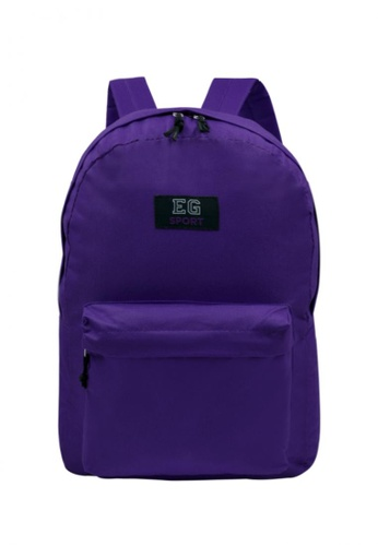 Shop Dooka Marion Nylon School Backpack Online on ZALORA Philippines 0dc8b18c0ec71