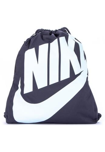 new york 24db9 6b895 Shop Nike Unisex Nike Heritage Gym Sack Online on ZALORA Philippines