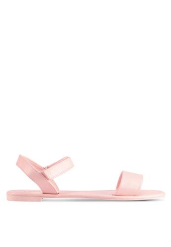 Rubi pink Everyday Jessie Sandals 5C36BSHB4F61ABGS_1