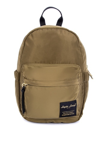 Legato Largo green Mini Backpack 26D4AAC73A6537GS_1
