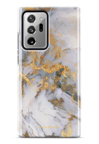 Polar Polar white Mist Marble Dual-Layer Tough Case Glossy For Samsung Galaxy Note20 Ultra 5G 7A1A9AC3923AB8GS_1