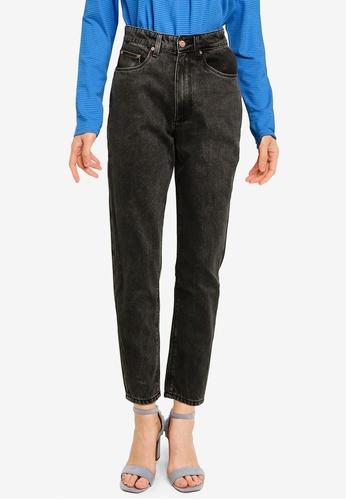 Electro Denim Lab 黑色 Bille Vintage Jeans A2355AA1418F7DGS_1