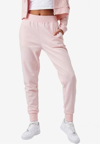 Supre pink Erica Slim Fit Sweatpants 66BE3AABAA69FBGS_1