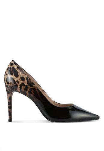 Carvela KG black Animal High Heels CA459SH0SCLHMY_1