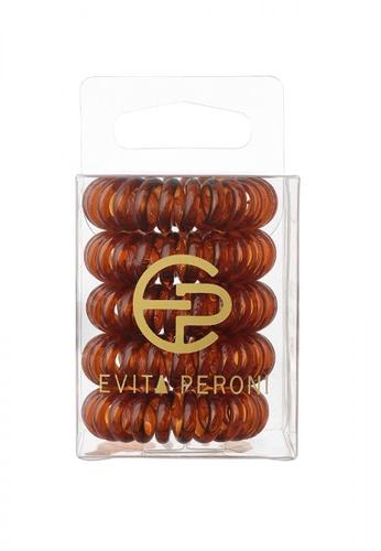 Evita Peroni brown Styling Elastic 47BB8AC3B86204GS_1