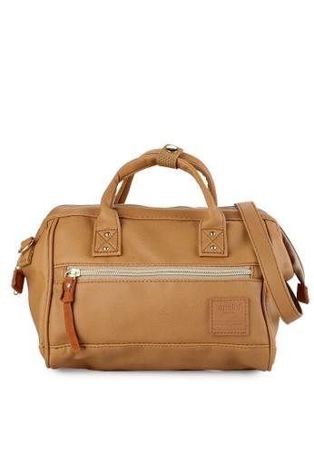 Anello beige 2-Way Mini Boston Bag AN804AC66VYJID_1