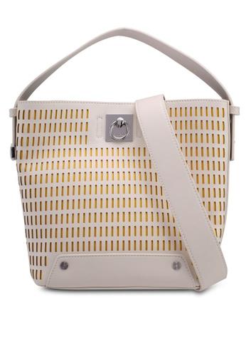Fiorelli grey Small Grab Shoulder Bag C63E3ACC8CF5BEGS_1