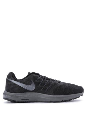 Nike black and grey Nike Run Swift Shoes 8857DSHD69C073GS_1