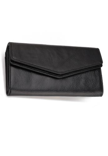 Twenty Eight Shoes Vintage Genuine Leather RFID Security Long Wallet BP892 70DB4AC292C05EGS_1