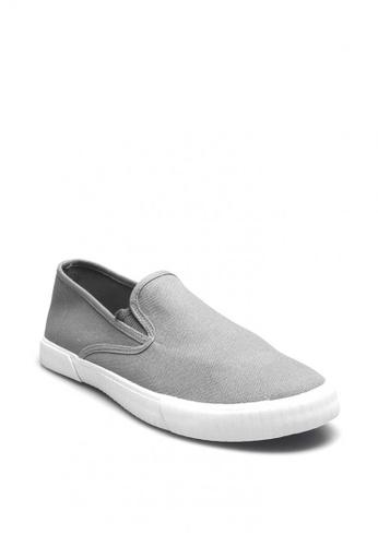 World Balance grey Ansel Men's Lifestyle Shoes C9726SH484A8CBGS_1