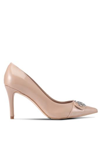 Guess beige Dress Heels 504E9SHD46567BGS_1