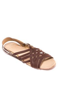 Maura Foldable Sandals