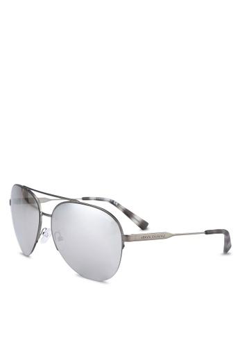 76fc27e246a Shop Armani Exchange Armani AX2020S Sunglasses Online on ZALORA Philippines