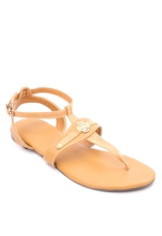Elanna Flat Sandals