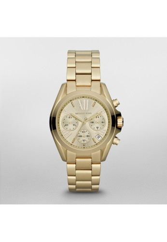 Bradshaw三眼計時腕esprit 高雄錶 MK5798, 錶類, 時尚型