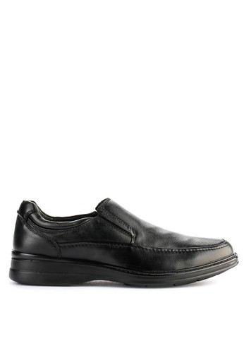 Hush Puppies black Torpedo 2 Loafer C44B4SH9F4D074GS_1
