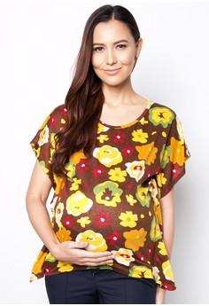 Maternity Square Shirt